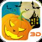 ハロウィンパンプキン3Dのテーマ