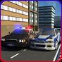 Polícia Perseguir Carro Escape