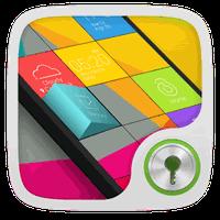 Cube GO Locker Theme