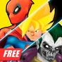 Superheros 3 Jogos de Luta