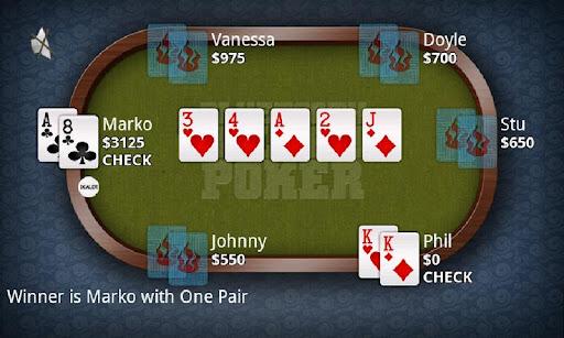 Bluetooth Poker