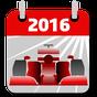 Racing Calendar 2016