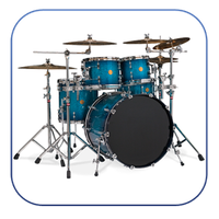 Bateria Drum Kit