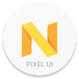 Pixel Icon Pack-Nougat Free UI